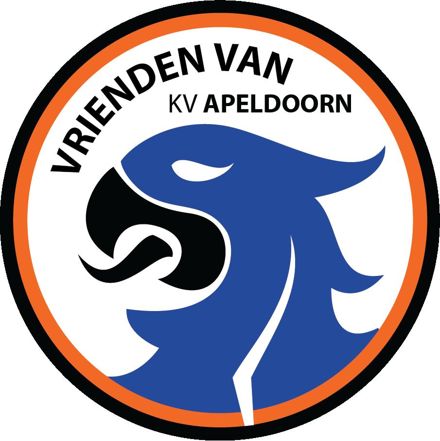 Logo vrienden van KV Apeldoorn