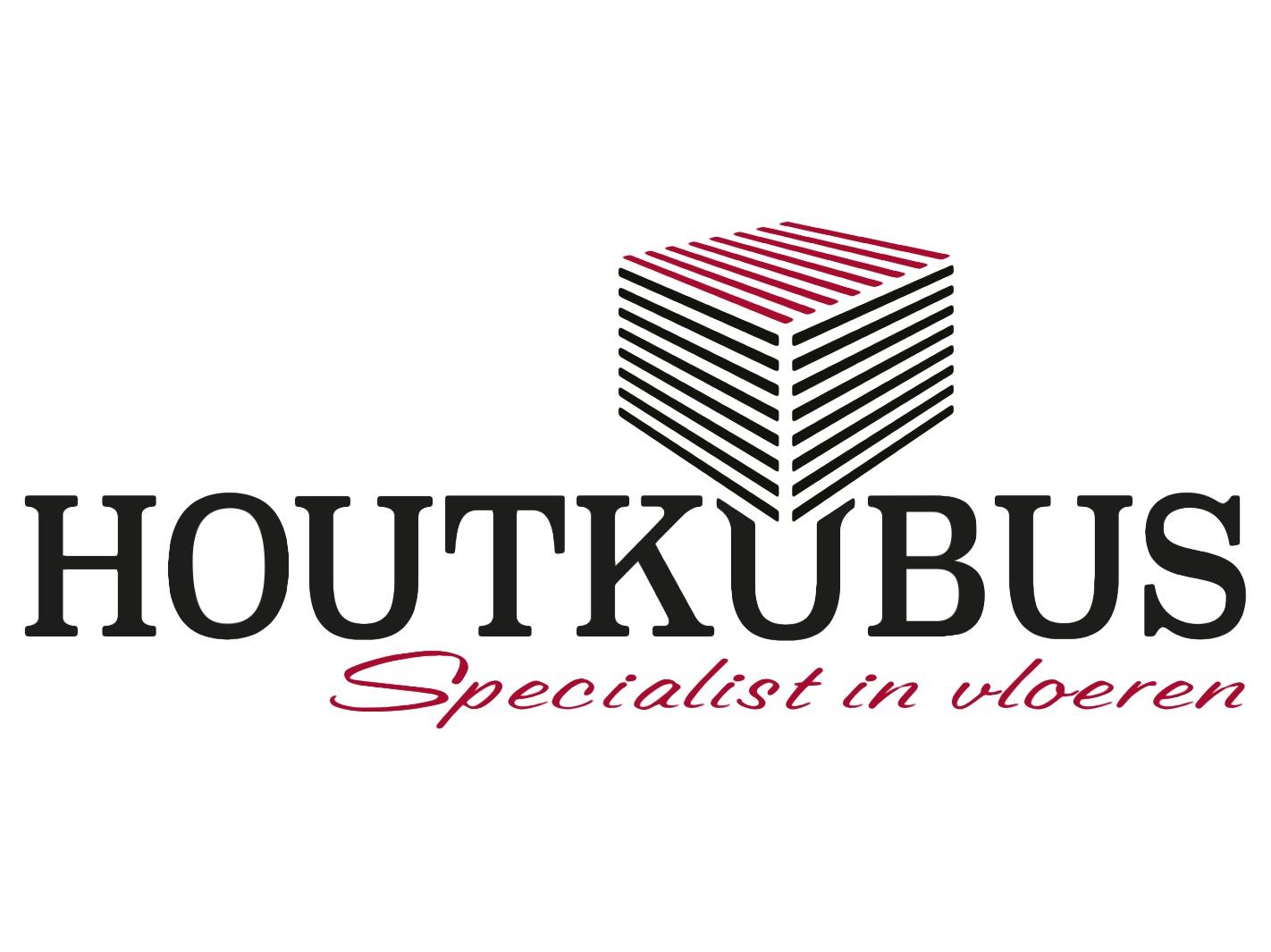 Houtkubus logo