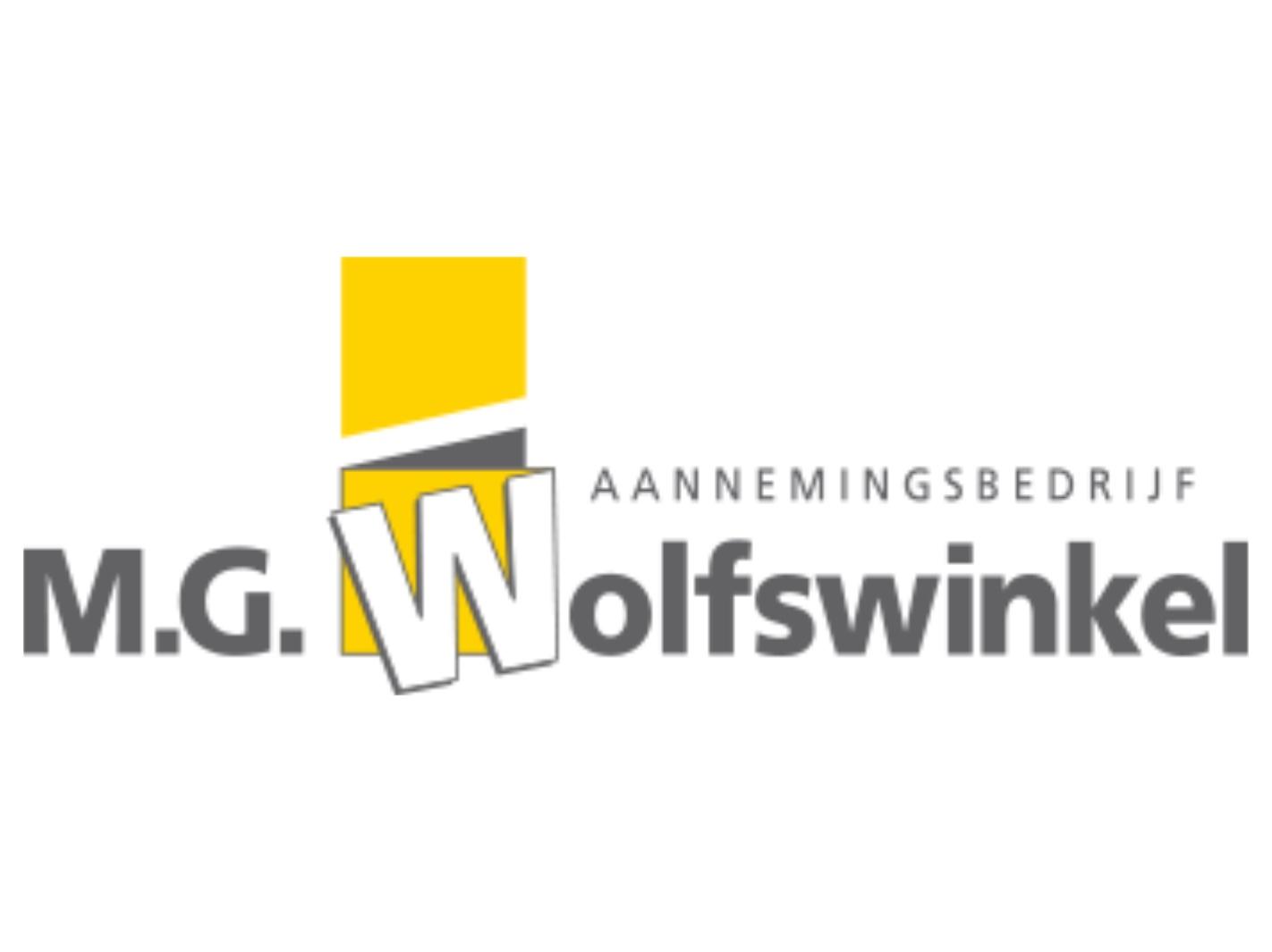 Logo Wolfswinkel B.V.