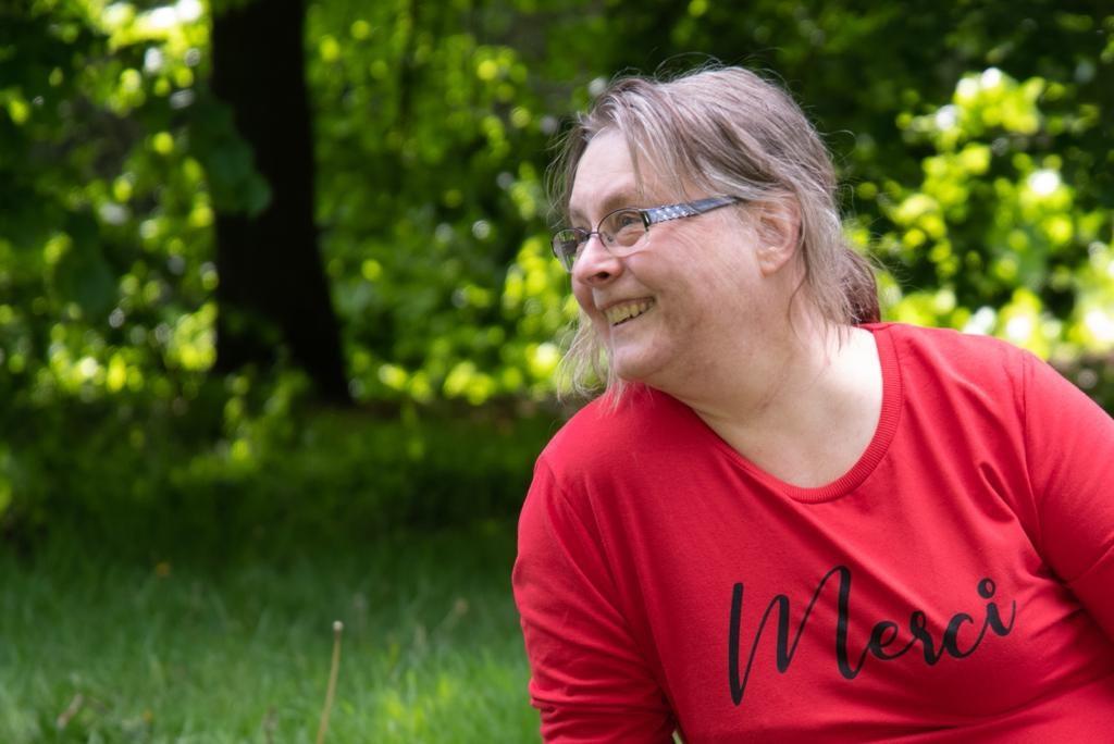 In Memoriam Jolanda Kalberg